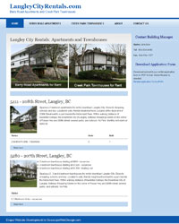 Langley City Rentals